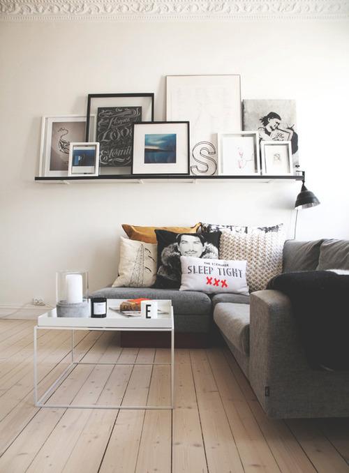Mensola per quadri – en casa – home stylist
